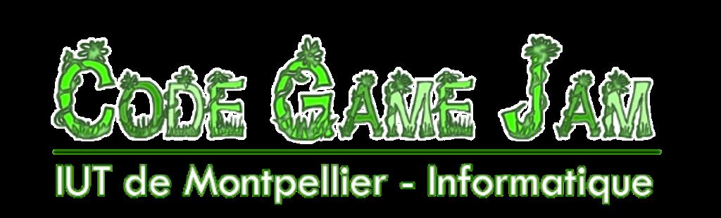 Logo Code Game Jam - 3ème Edition